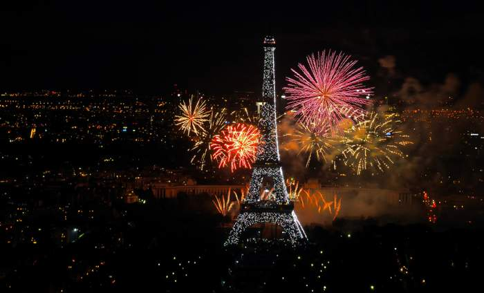 Bastille Day, festivals in France