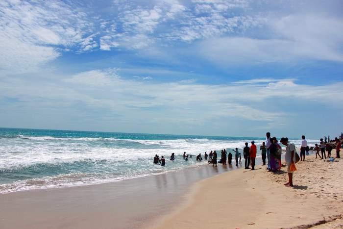 Dhanushkodi Beach, Rameshwaram, Tamil Nadu