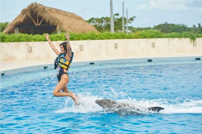 Dolphin Explorer dolphinarium in Punta Cana