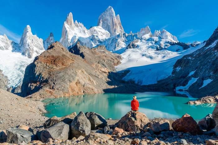 Fitz Roy Massif, Patagonia, Argentina