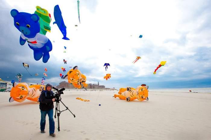 International Kite Festival, festivals in France