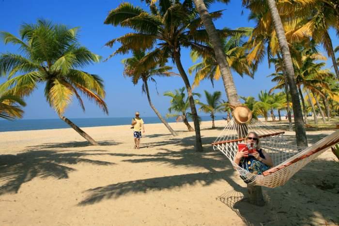 Marari Beach, Alappuzha, Kerala