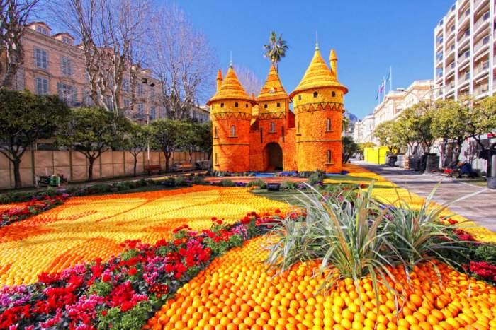 Menton Lemon Festival, festivals in France