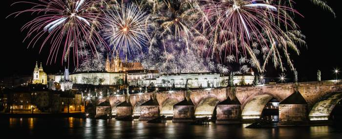 New Year Eve in Prague