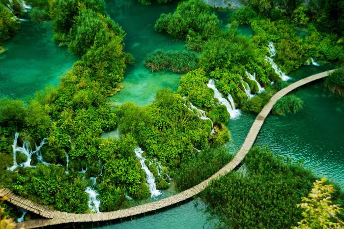 Plitvice Lakes, Central Croatia