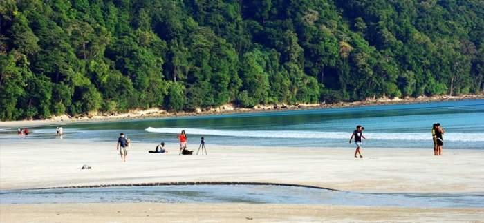 Radhanagar Beach, Havelock Island, Andamans