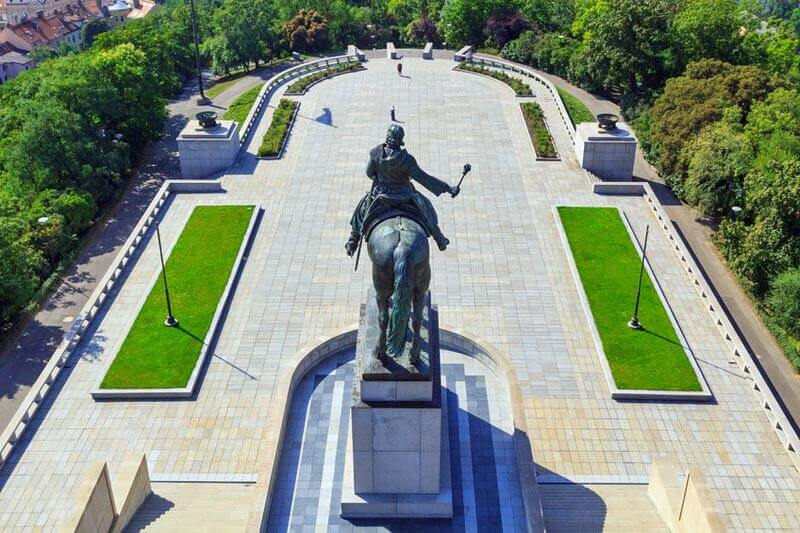 The National Monument at Vítkov Hill