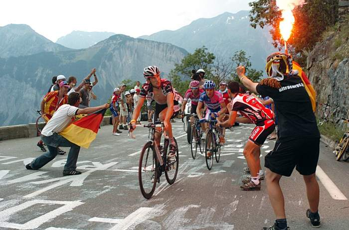 Tour de France, festivals in France