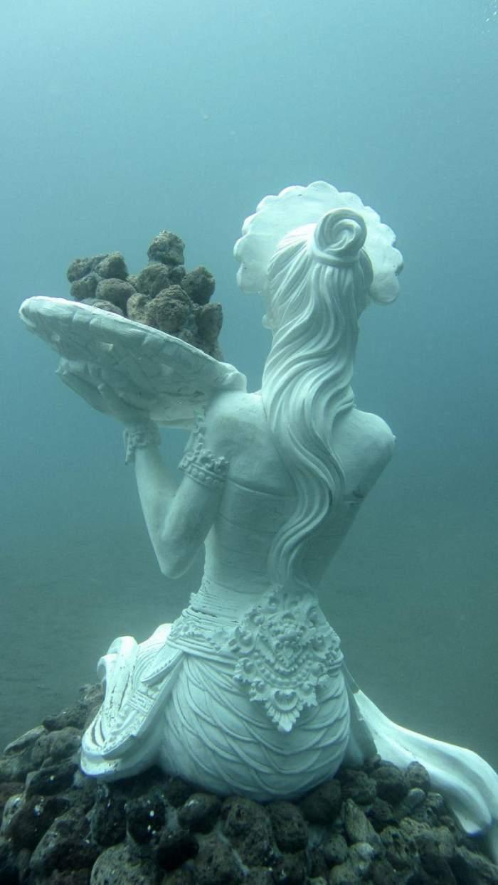 underwater Sculptures, Bali