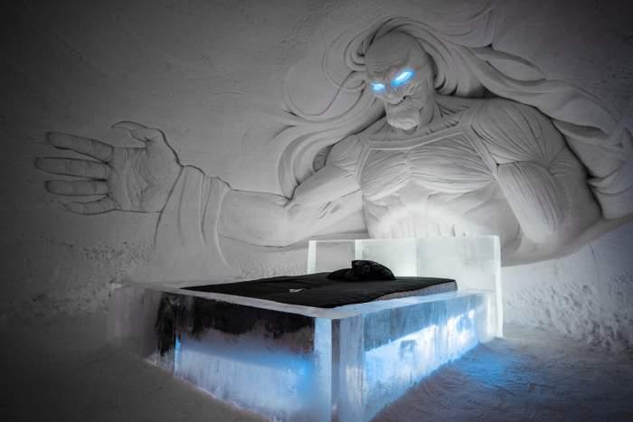 GOT ice Hotel Finland