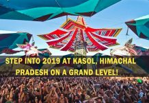 Kasol New Year Party