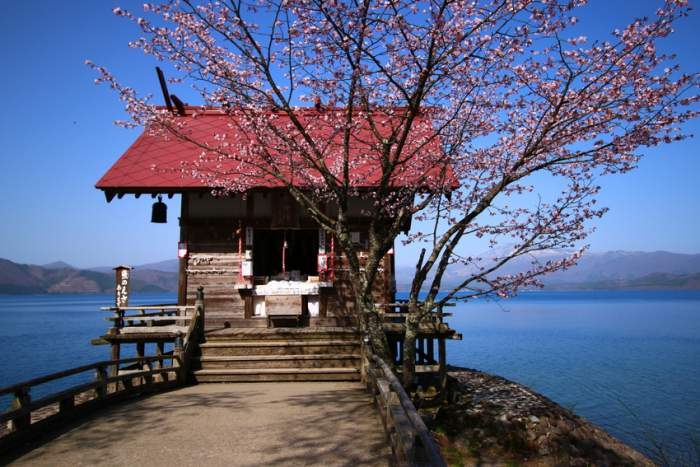 Lake Tazawa