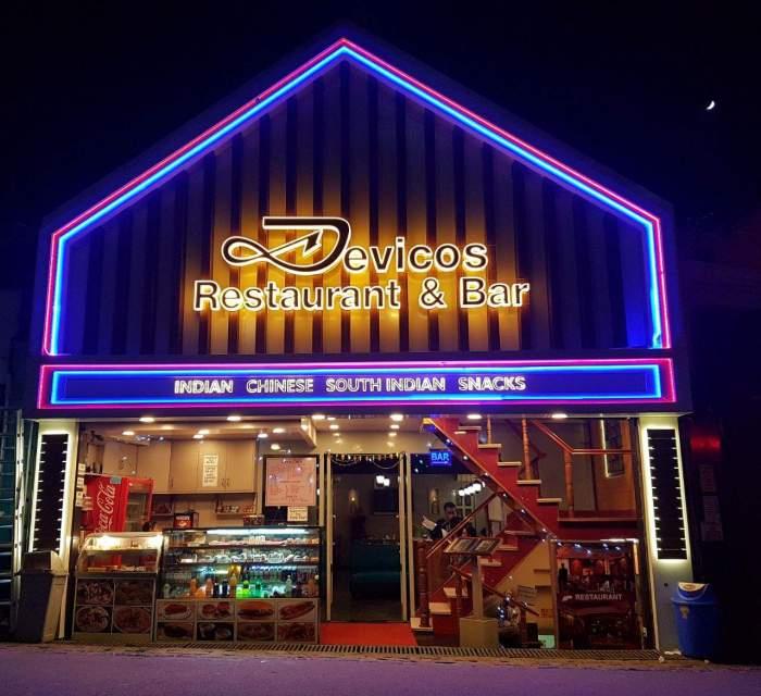 The Devicos Restaurant & Bar