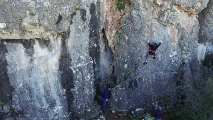 Zanoach Cliff