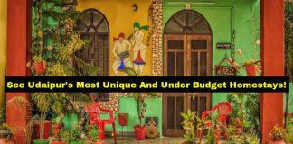 best homestays in Udaipur