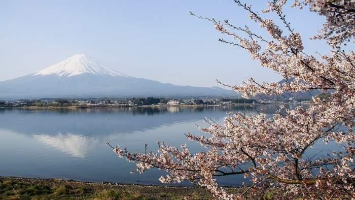 best lakes in Japan