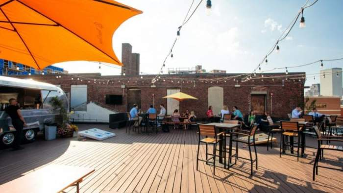 You Cant Step Yourself Back Going To Bostons New Rooftop Igloo Bar