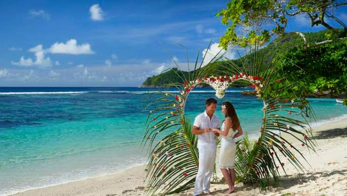 honeymoon places in Seychelles