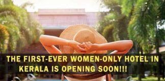women only hotel in kerala