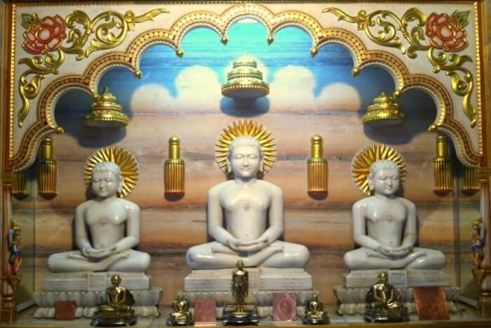 1008 Shri Adinath Digambar Jain Mandir