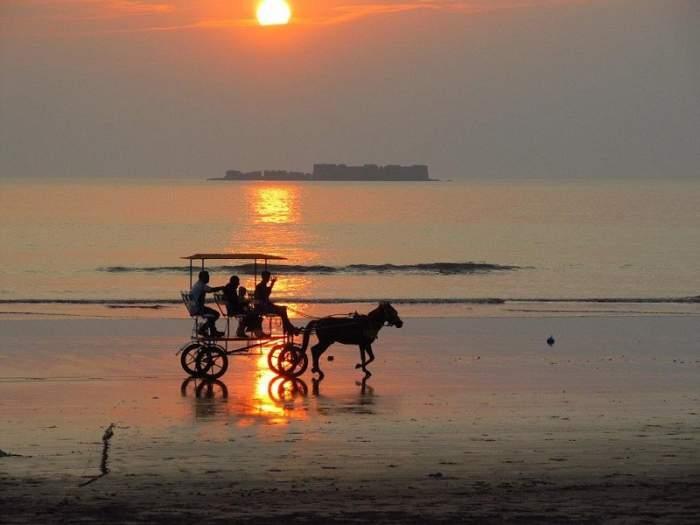 Long Weekends In India 2019 Alibaug beach