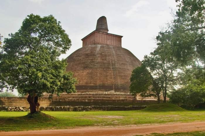 Anuradhapura Temple or Jaffna