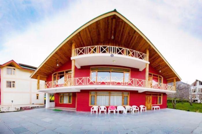 Apple Villa Manali