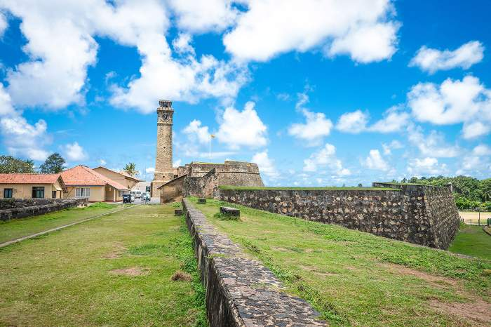 Southern Route Colombo to Galle attractions