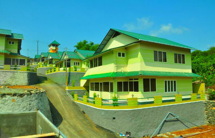 Green Palace Residency