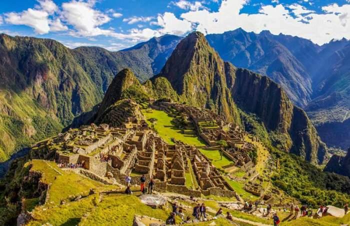 Machu Picchu Aguas Calientes, Peru