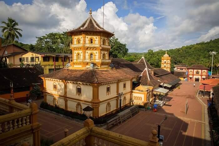 Shri Kamakshi Temple