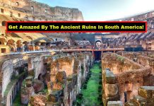 South American Ruins