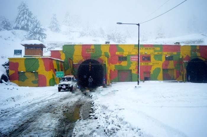 Srinagar To Jawahar (Tunnel Road)