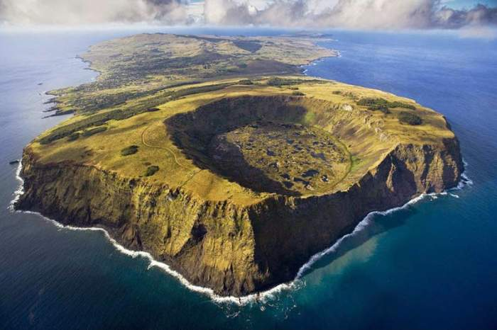 Terevaka Volcano
