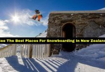 best places for snowboarding