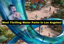 water parks in Los Angeles