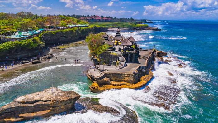 Bali temple Indonesia