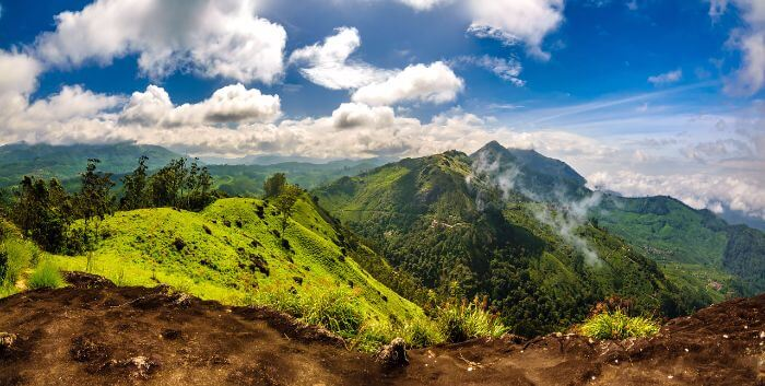 Lakshmi Hill Trek