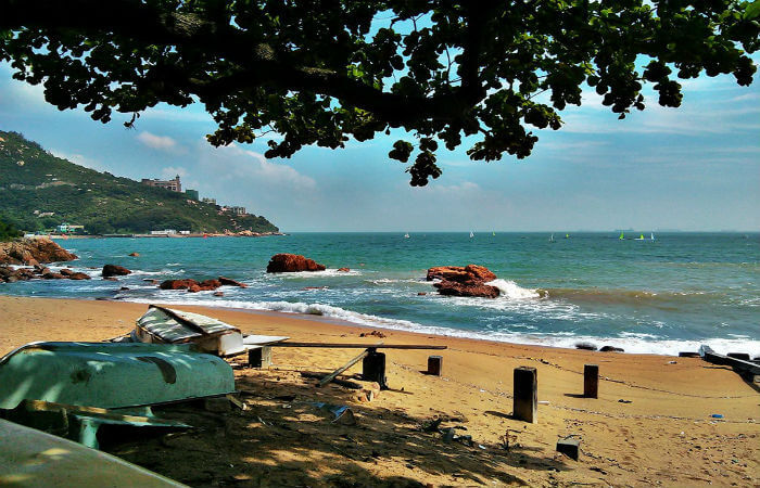 St. Stephen's Beach Hong Kong