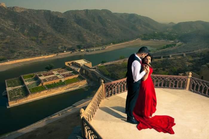 honeymoon destinations in Jaipur in March