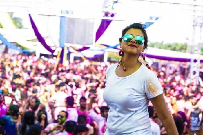Holi Festival At Rendezvous