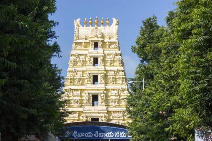 Srikalahasti and Srisailam, Andhra Pradesh