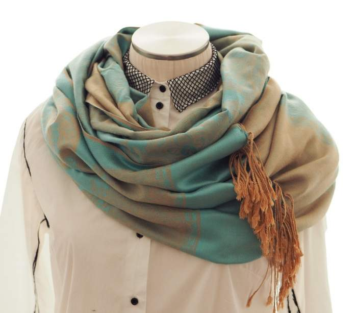 luxurious Pashmina