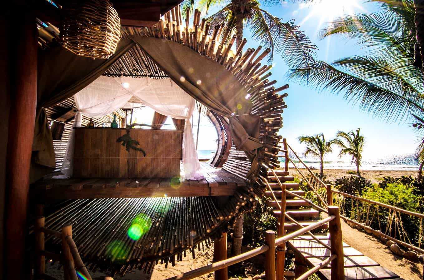 Picture of: 13 Dreamiest Tree House Hotels Around The World